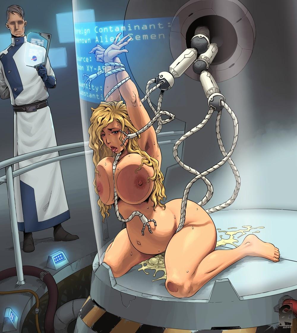 Graphic hentai
