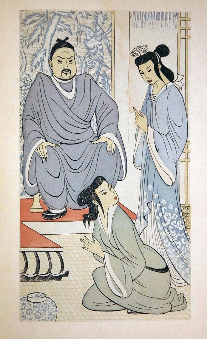 Xingdao Li, The Story of the Circle of Chalk: A Drama from the Old Chinese. Emmaus,
