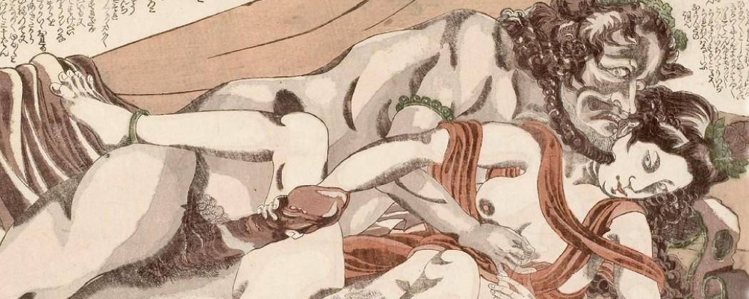 Yanagawa Shigenobu's Bizarre Masterpiece With a