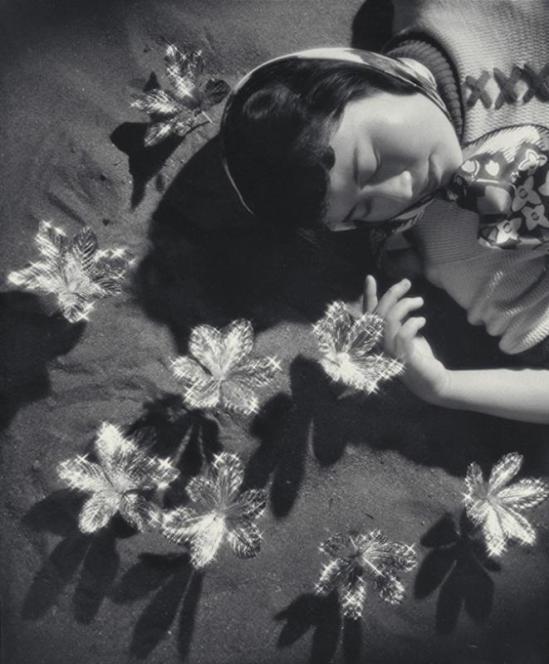 Yasuzō Nojima Female and flowers