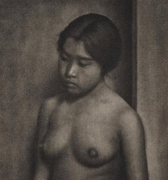 Yasuzō Nojima Femme Nue art