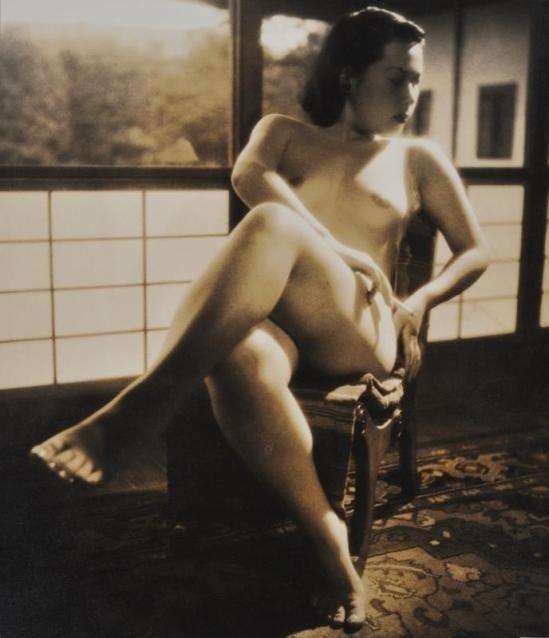 Yasuzō Nojima Model K portrait