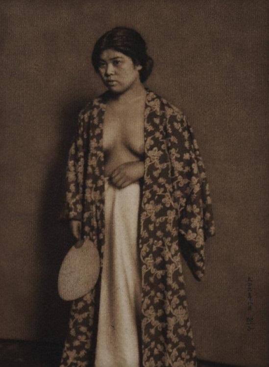 Yasuzō Nojima Standing Woman