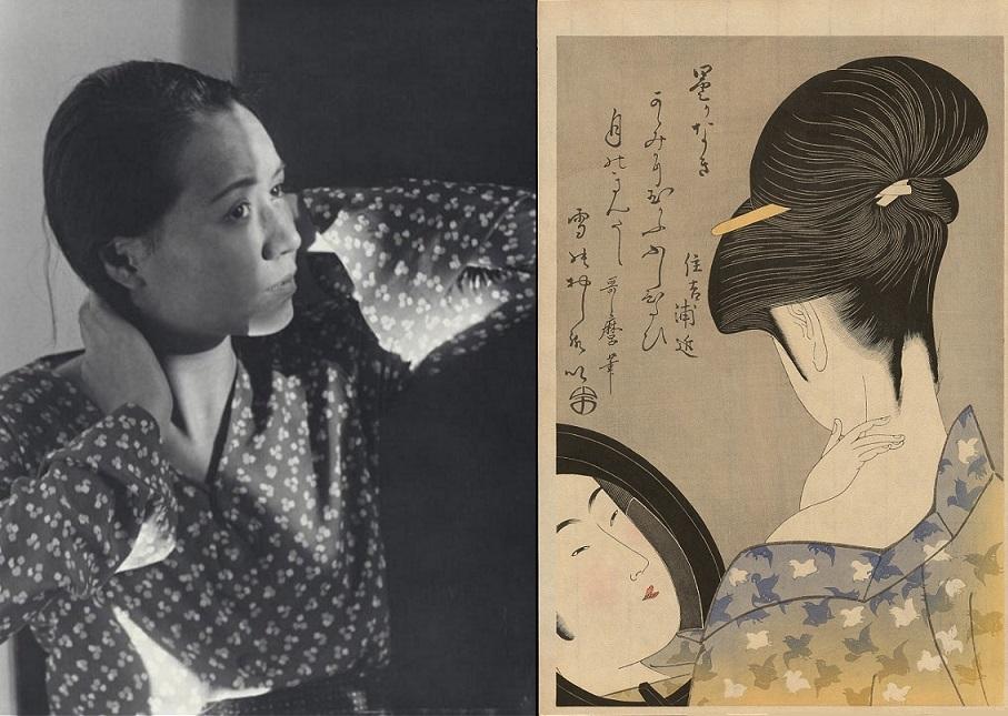 Yasuzō Nojima Utamaro