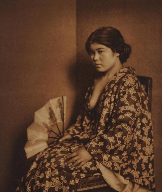 Yasuzō Nojima Woman