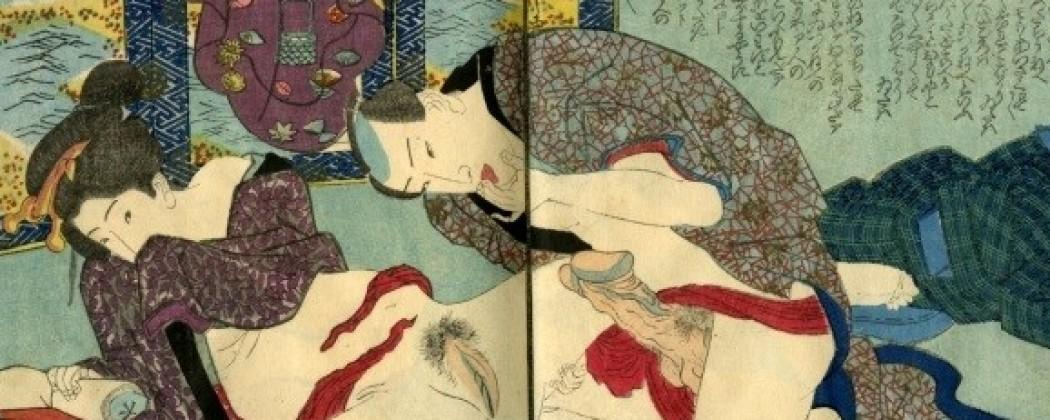 The Erotic Pictures From Kuniyoshi's Masterful Shunshoku Irifune Chô