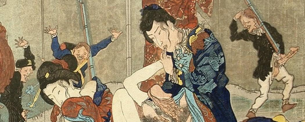 The Hidden Secrets of the LastShunga Masterpiece of the Edo Period