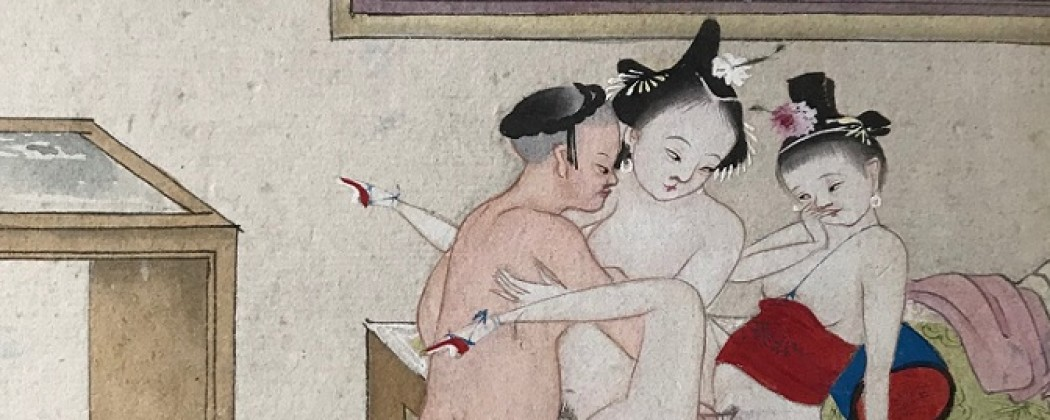 The Secret Adventures of Sing-Song Girls in Ancient Chinese Brothels