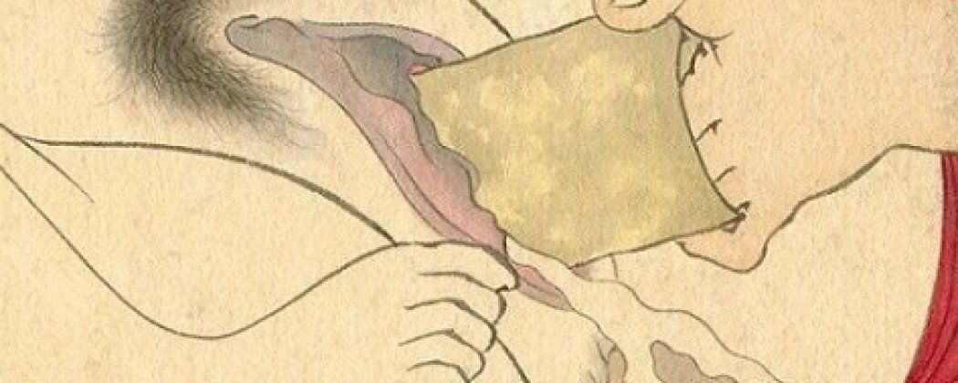 Japanese Sex Toys as Portrayed in Ancient Shunga