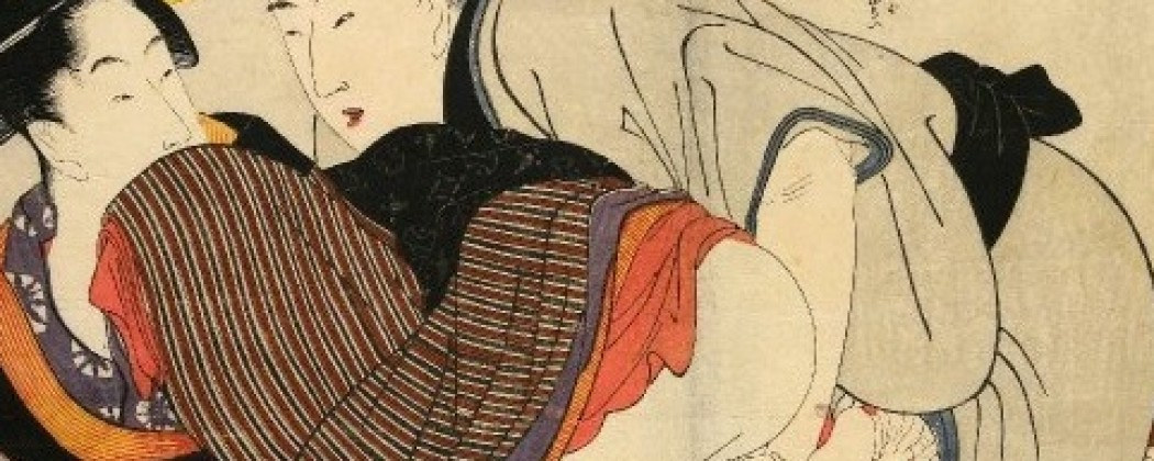 Utamaro's Lusty Widows and Secret Lovers