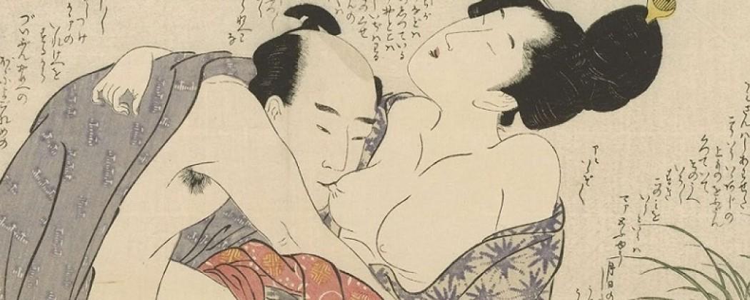 How the Ukiyo-e Master Utamaro Sets Us on the Wrong Foot