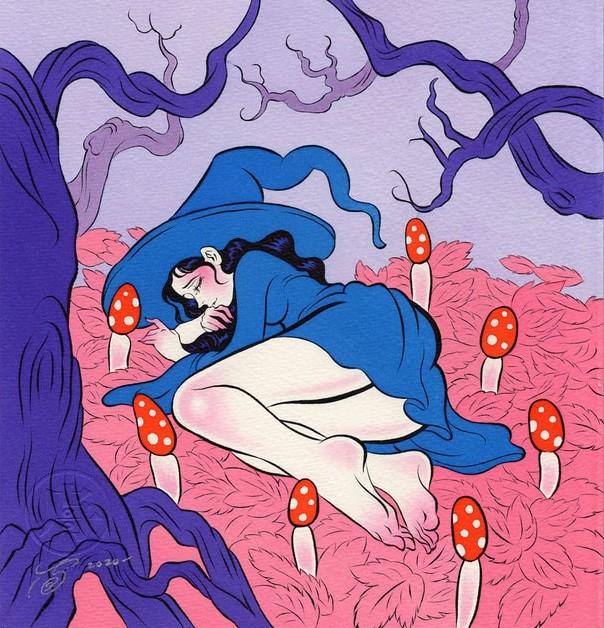 Pigo Lin's 'Into the woods