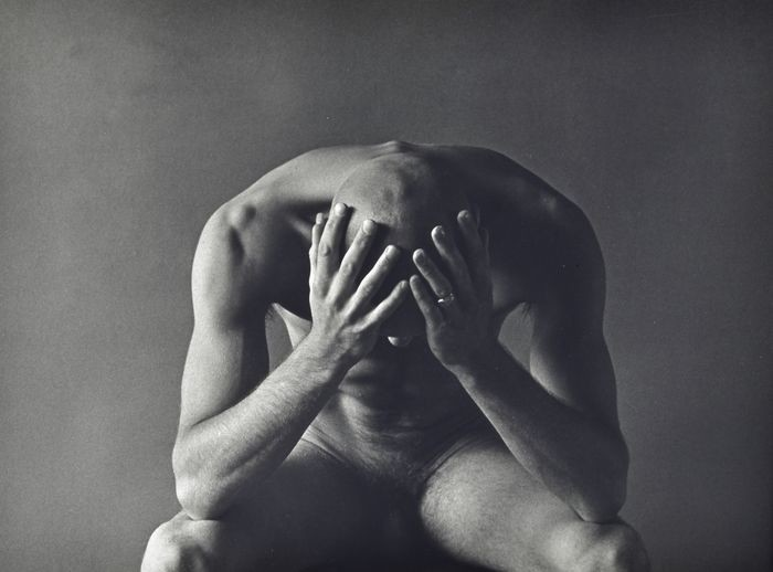 paul blanca: self-portrait 1981