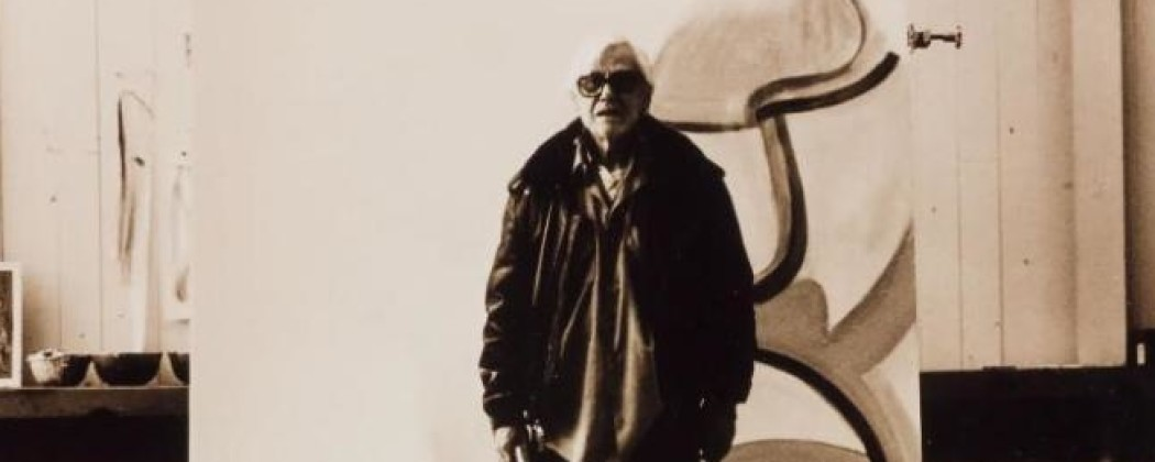 Unique Anecdote and Picture of Willem de Kooning by Enfant Terrible Paul Blanca