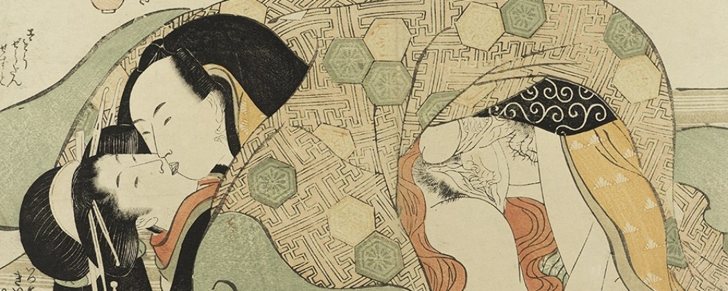 The Connection Between the Shunga Artist Shuncho and Picasso