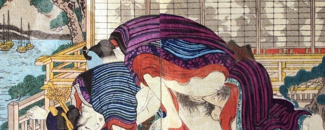 Sensual Silhouettes as Depicted in Shunga Art