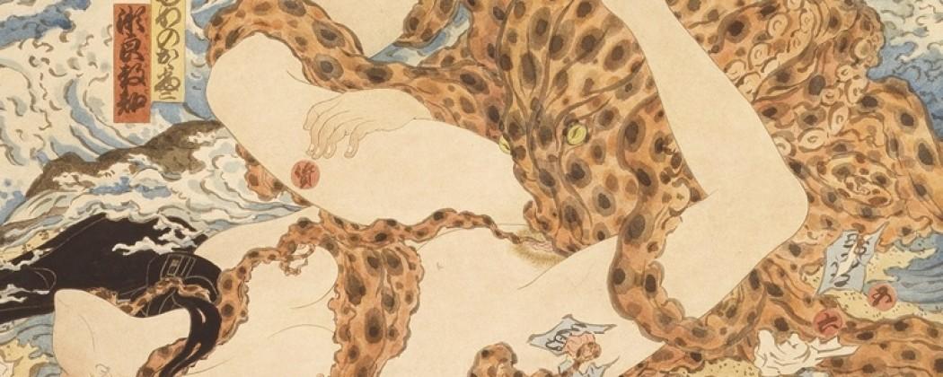 Masami Teraoka And His Controversial Tentacle Erotica