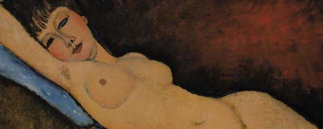Interview with the Author Carmelo Militano on Modigliani's Sensual Paintings