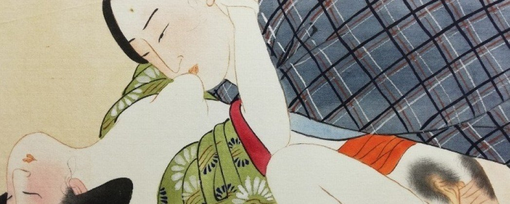 April/May Contest: Would You Like to Win this Beautiful Shunga Painting?