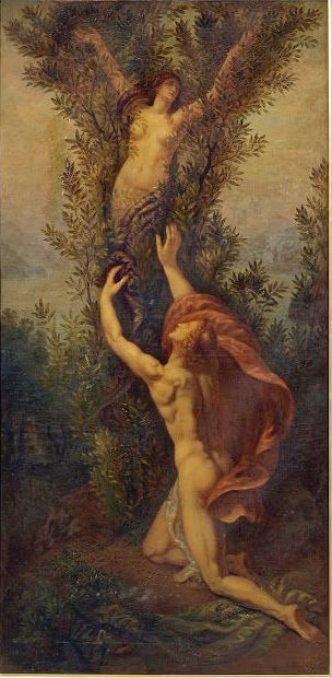 Arborophilia: 'Apollo and Daphne' by Armand Point