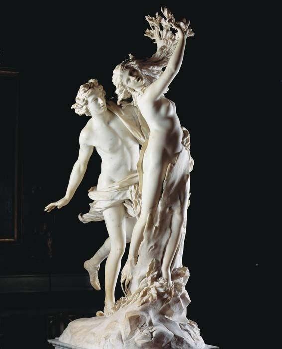 Arborophilia: 'Apollo and Daphne' by Giovanni Lorenzo Bernini