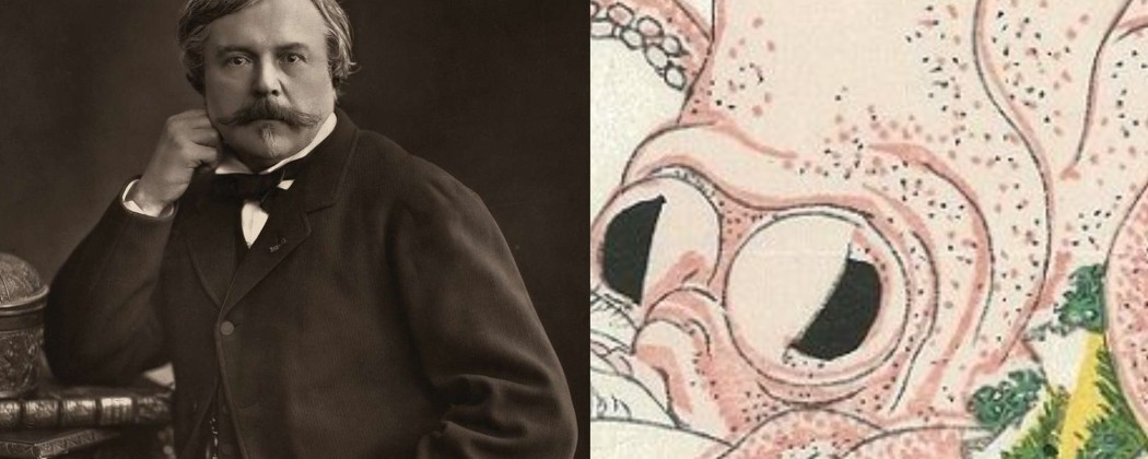 Edmond de Goncourt and His Infectious View on the Aesthetics of Shunga