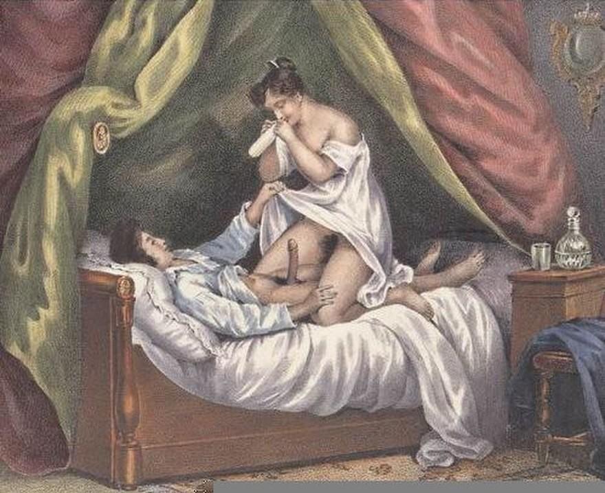 Octave Tassaert: The Cautious Lover (1860)