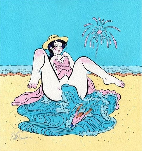 Pigo Lin interview 'High Tide uncensored