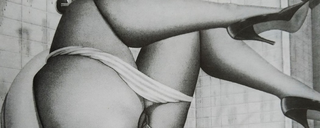 The Stacked Breasts and Coprophagy Fantasies of Yoshifumi Hayashi