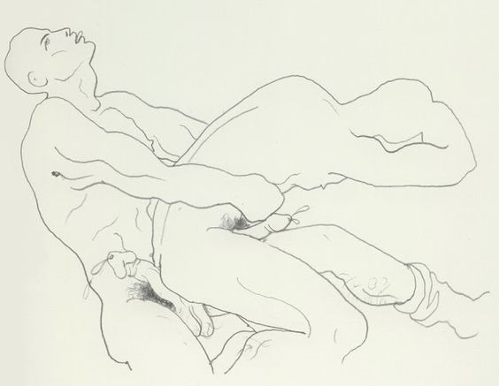 homoeroticism jean cocteau two gay lovers