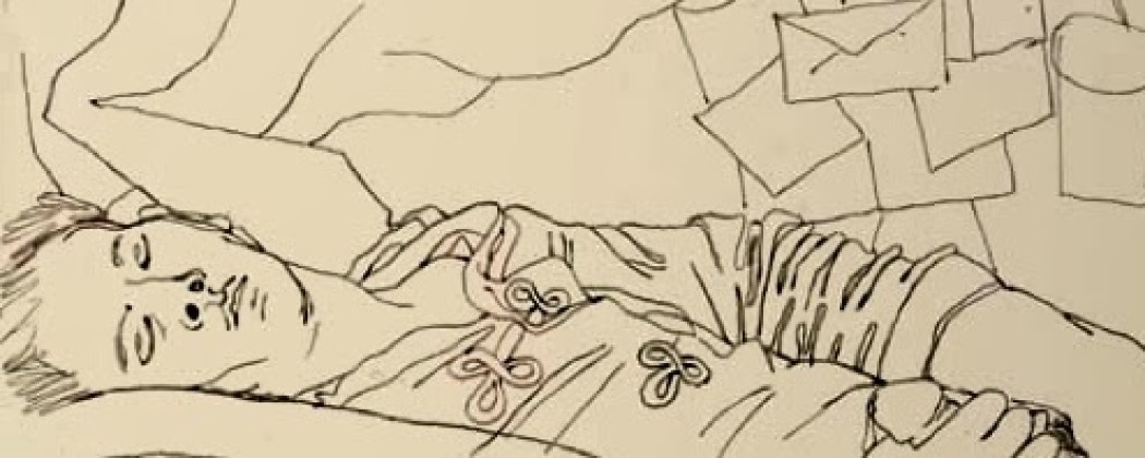Homoeroticism in the Drawings and Poems of Jean Cocteau