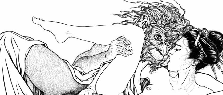 Neo Shunga Artist Zoe Lacchei: Italian by Birth, Japanese in Spirit