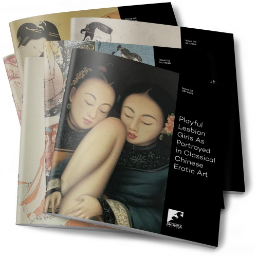 EBook Playful Lesbian Girls As Portrayed in Classical Chinese Erotic Art