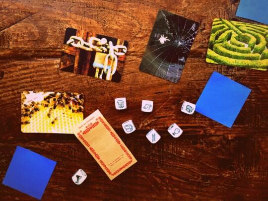 Associatiekaarten en storycubes