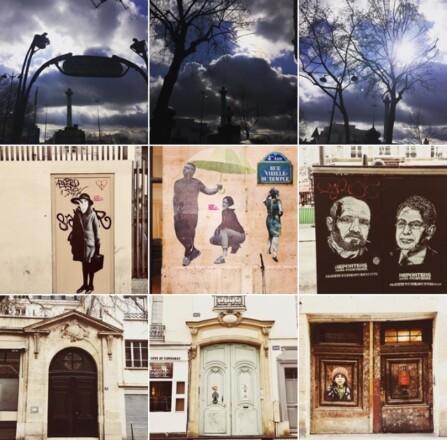Parijs voor inspiratie