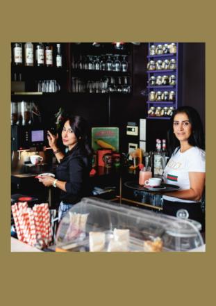 Een eigen koffiehuis