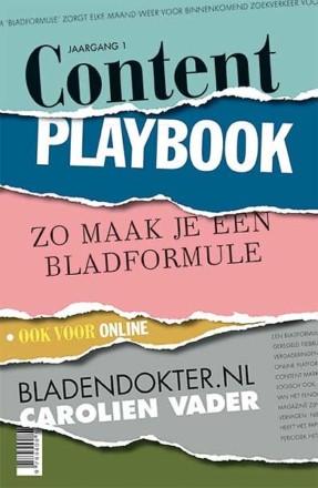 Content Playbook Carolien Vader Boekbespreking