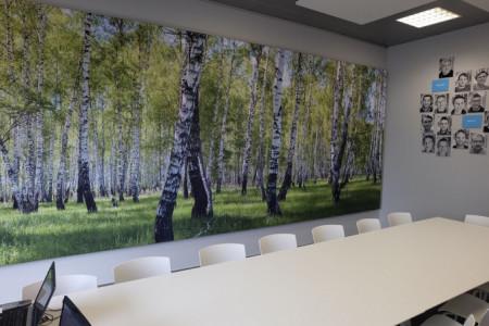 Acoustic art panelen