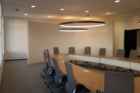 Verbouwing kantoorpand Sas van Gent