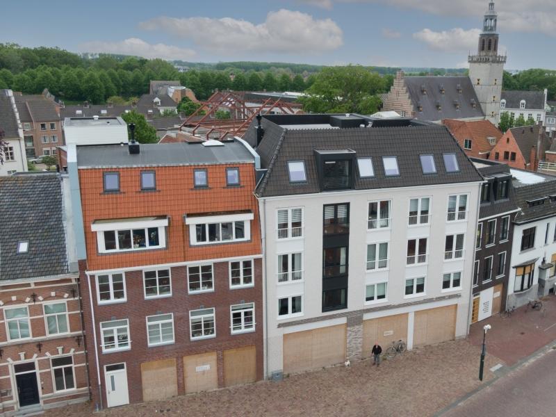 Appartementen in Hulst