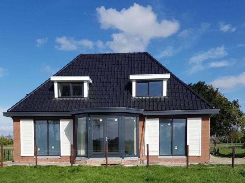 Nieuwbouw vrijstaande woning in Hoek