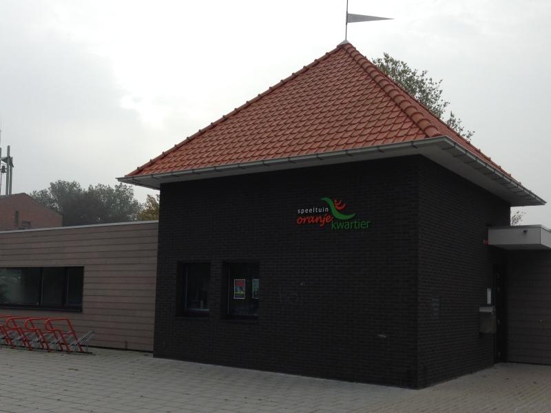 Speeltuin oranjekwartier in Terneuzen