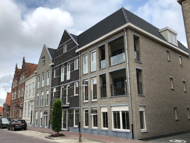 Nieuwbouw Appartementen Aardenburg