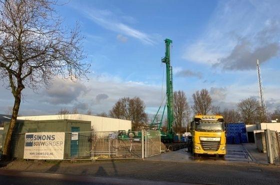 Nieuwbouw kantoren in Middelburg