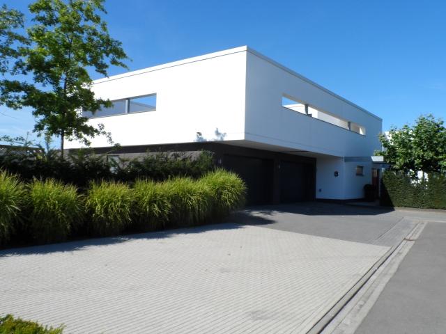 Nieuwbouw woning waterviolier in Terneuzen
