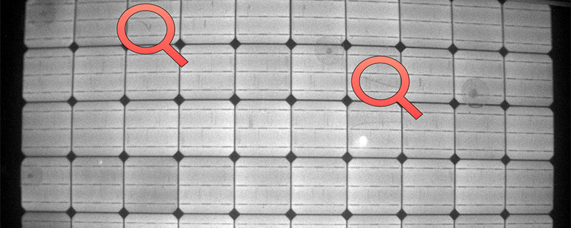 Elcd Test Electroluminescence Crack Detection Test