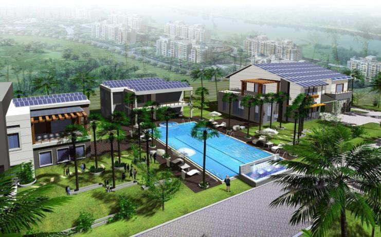 BIPV Regular solar panel installations