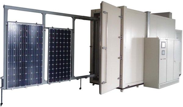 UV-Preconditioning-Test-Chamber