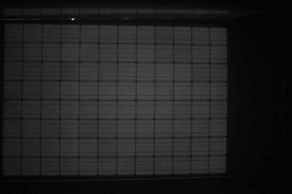 Dark EL (Electro luminescence)