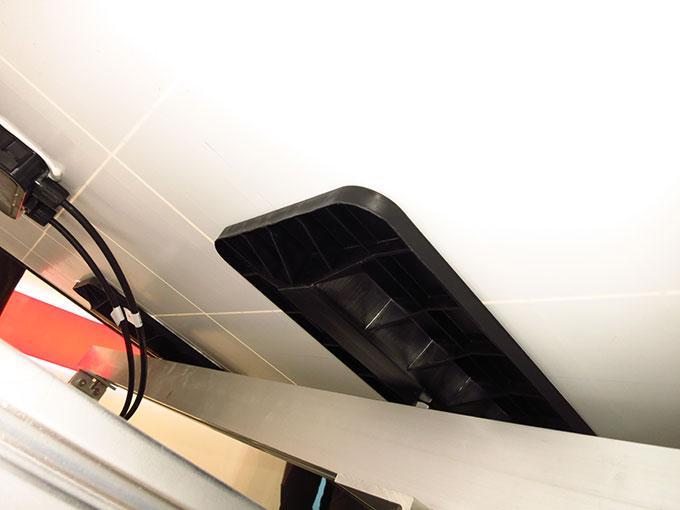 Dupont Polymer Backrail - back solar module